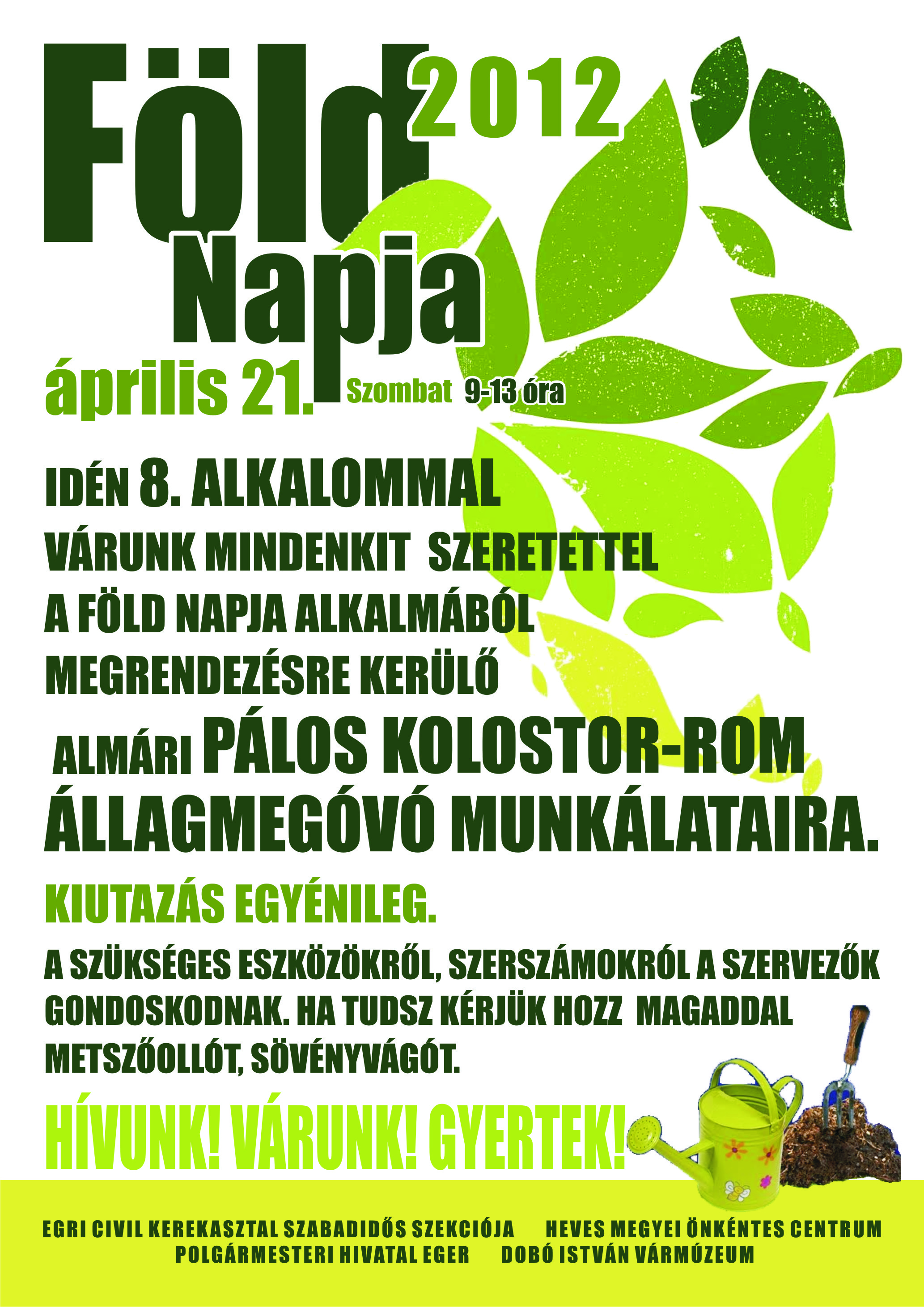F&ouml;ld napja 2012